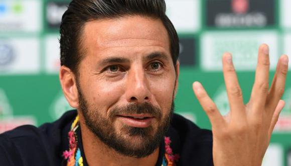 Claudio Pizarro actualmente es embajador del Bayern Múnich de Alemania. (Foto: AFP)