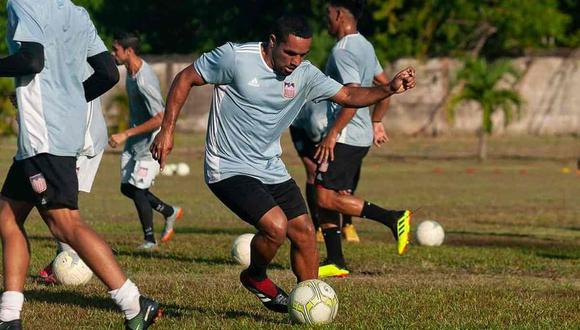 Carabobo inició el reciente lunes la pretemporada. (Foto: @Carabobo_FC)