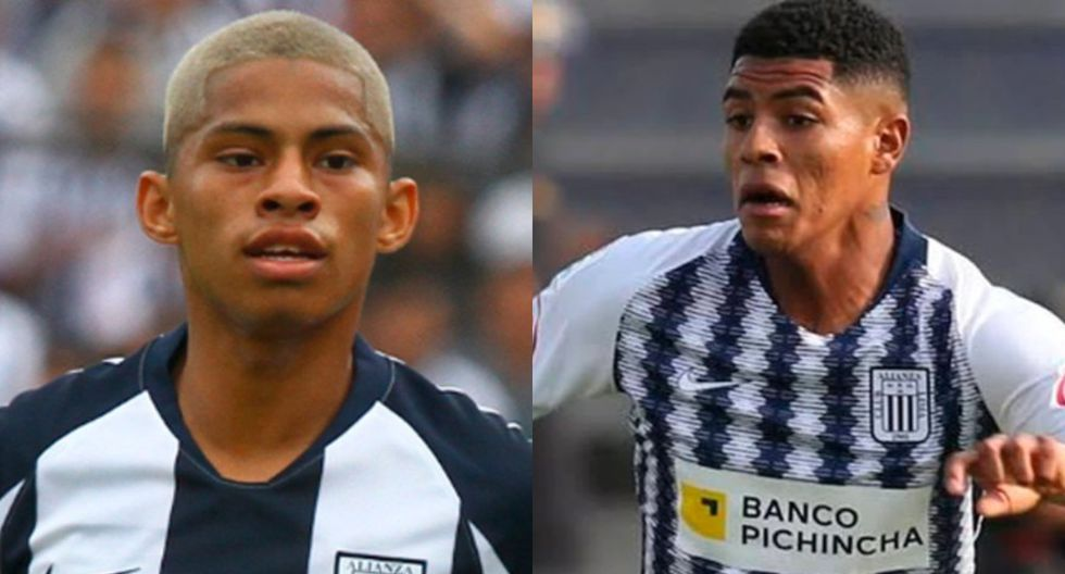 El director deportivo de Alianza Lima habló sobre la situación de ambos jugadores. (GEC)