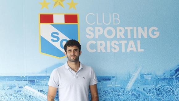 Alfonso García-Miró no participó en la salida de Manuel Barreto de  Sporting Cristal. (Foto: Violeta Ayasta).