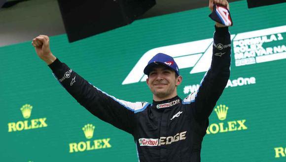 Esteban Ocon corre en la Fórmula 1 desde 2016, año en que debutó de la mano de Manor Racing. (Foto: Getty Images)