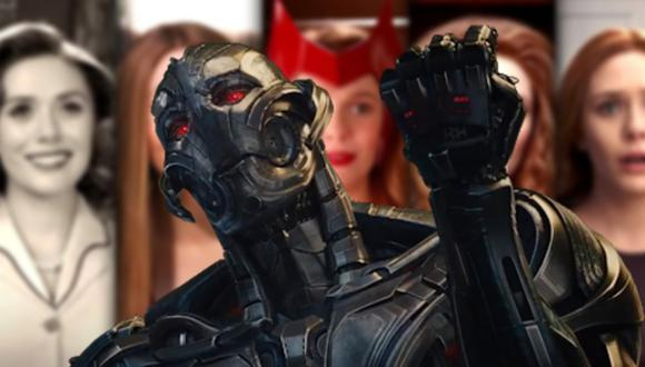 Marvel: razones para creer que Ultron está detrás de WandaVision (Depor)