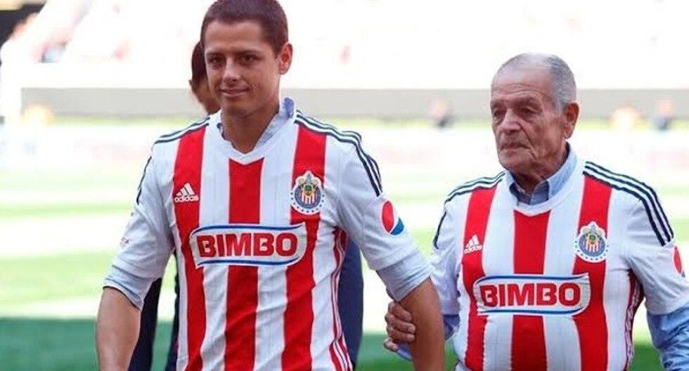 Tomás Balcázar González / Exjugador mexicano y abuelo de 'Chicharito' Hernández. (Foto: Agencias/Twitter)