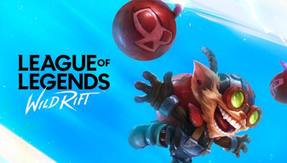 League of Legends Wild Rift: así se verán los skins de los campeones en móviles. (Foto: Riot Games)