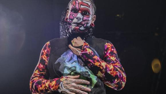 Jeff Hardy regresará a la acción el próximo viernes en SmackDown. (Foto: WWE)
