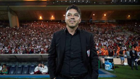 Marcelo Gallardo es entrenador de River Plate desde la temporada 2013-2014. (Foto: Getty Images)