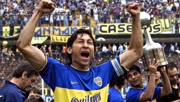 Jorge Bermúdez dejó un mensaje para Carlos Tevez entre líneas. (Foto: AFP)