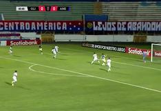Las 'Águilas' no tienen problemas: Viñas y Díaz anotan para el 2-0 de América vs. Olimpia [VIDEO]