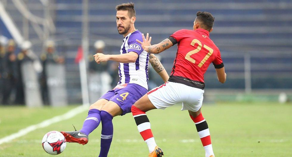 Alianza Lima vs. Melgar buscan el título nacional.