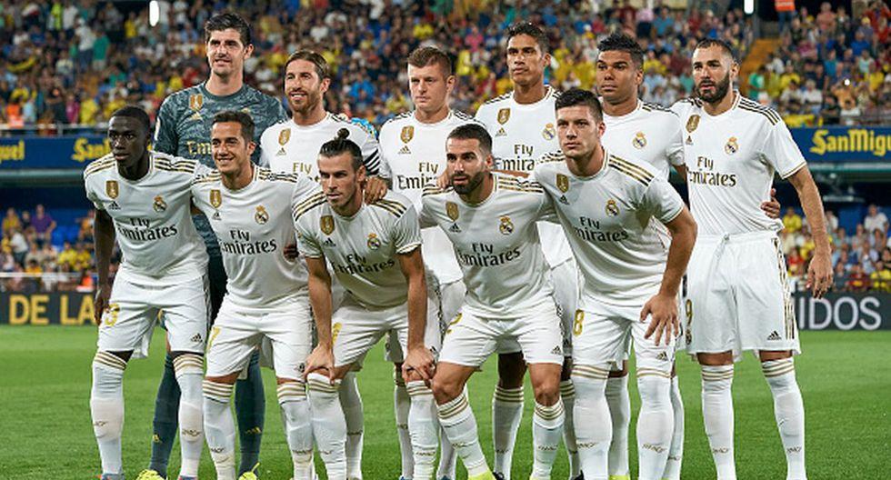 15 | Club: Real Madrid | Deuda: 294 millones de euros. (Getty)