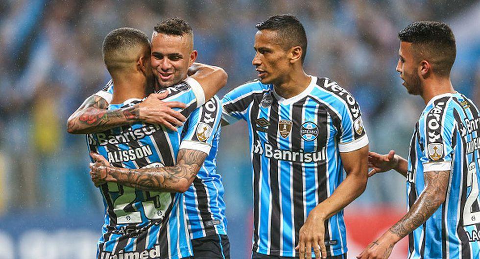 4. Club: Gremio | Valor: 107 millones de euros. (Getty)