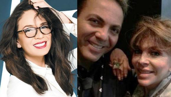 Yolandra Andrade aseguró que Cristian Castro golpeó a su madre, la actriz Verónica Castro. (Foto: Instagram)