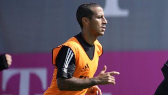 Thiago Alcántara ha estado en la órbita de Barcelona y Liverpool. (Foto: AFP)