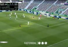 Casi autogol: De Jong marcó sobre la línea el 1-0 del Barcelona vs. Elche por LaLiga [VIDEO]