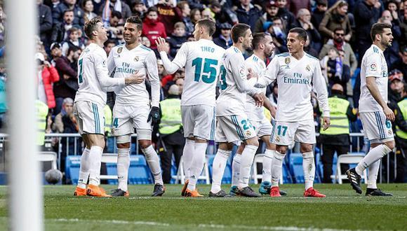 Real Madrid es el vigente campeón de la Champions League. (Getty)