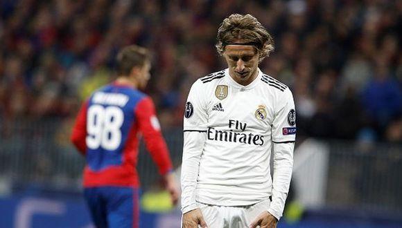 Luka Modric fue elegido como el jugador de 'The Best' en la FIFA. (Foto: Getty)
