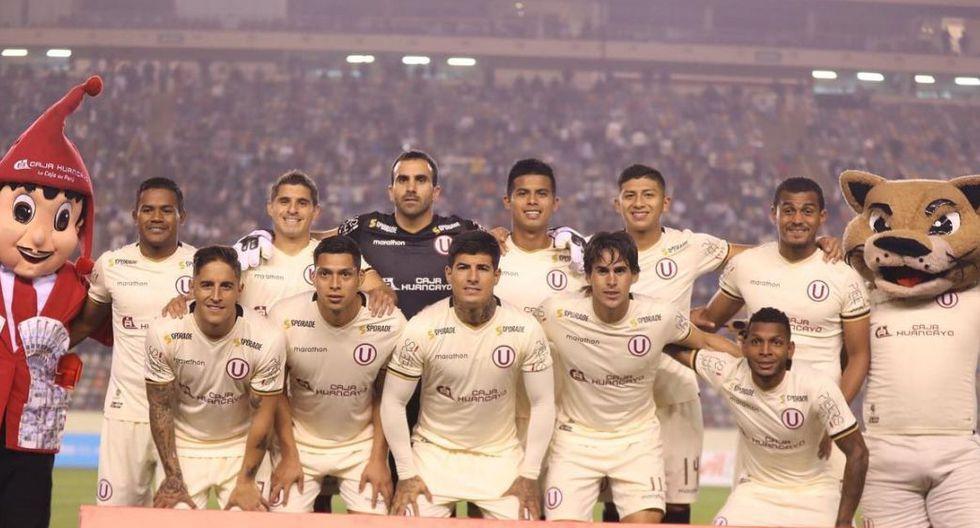 Universitario de Deportes fue campeón por última vez en 2013. (Foto: Prensa Universitario)