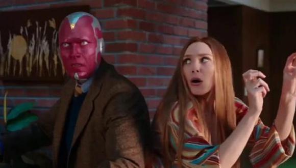 WandaVision: capítulo 3 tiene su primera conexión con Doctor Strange 2. (Foto: Disney+ /Marvel)