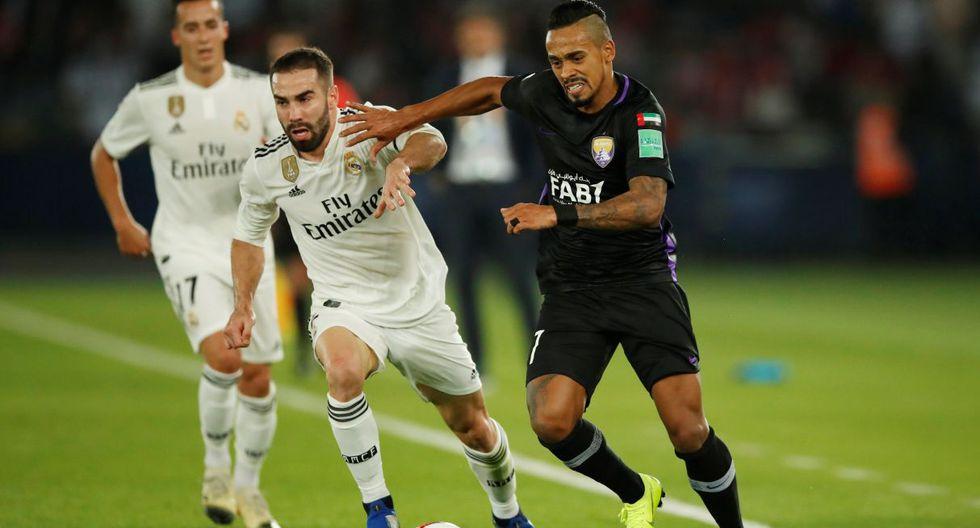 Desde Abu Dhabi: Real Madrid vs Al Ain hoy juegan vía FOX Sports EN VIVO y EN DIRECTO por Mundial de Clubes 2018