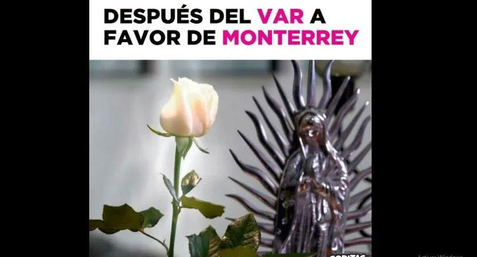 Image for Memes America Vs Monterrey 2019