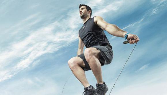 Stefano Peschiera, velerista clasificado a Tokio 2020, participó del Fitness Tour. (Difusión)
