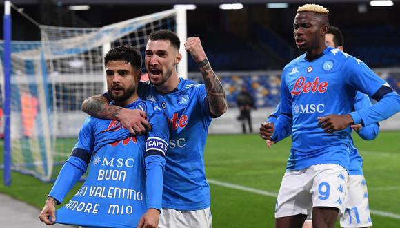 Napoli pone fin a buena racha de Juventus en la Serie A y sube al cuarto puesto