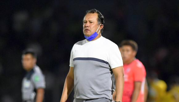 Juan Reynoso llegó a Cruz Azul en 2021. (Foto: prensa CAZ)