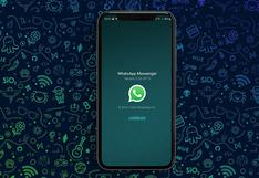 WhatsApp: esto ocurre con tus datos si eliminas tu cuenta