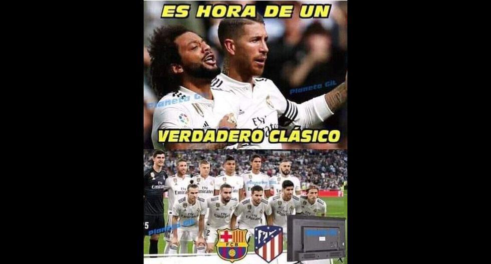 Barcelona Vs Atlético De Madrid Los Divertidos Memes De La Semifinal De La Supercopa De España Fotos Nczd Futbol Internacional Depor