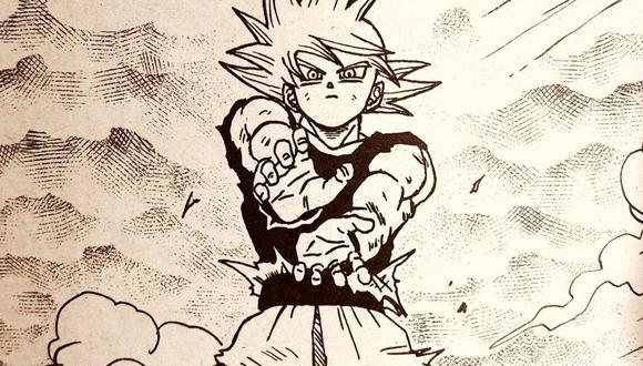Dragon Ball Super: se filtran los bocetos del capítulo 58 del manga. (Foto: Toyotaro)