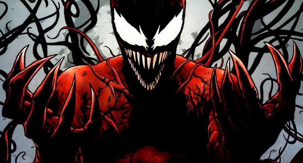 Carnage es uno de los enemigos más brutales que tiene todo Marvel y en especial Spider-Man el cuál tuvo que juntarse con Venom para poderlo derrotar en una ocasión. | Marvel Cómics