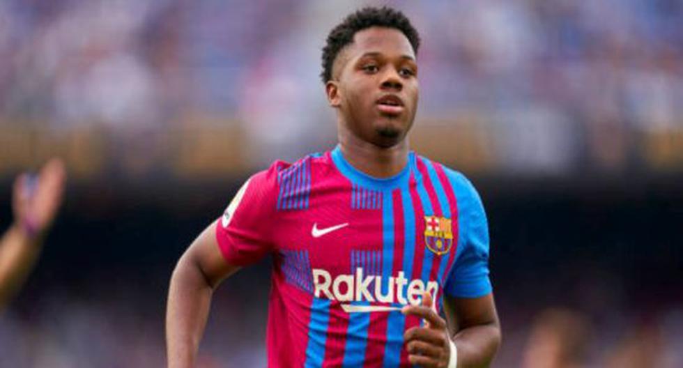 Todo encaminado: principio de acuerdo entre Barcelona y Ansu Fati para la renovación