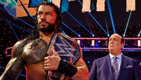 Roman Reigns sumó más de 300 días como campeón Universal de WWE. (WWE)