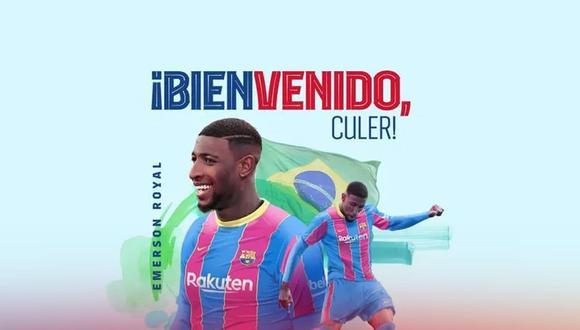 Emerson Royal ha jugado las dos últimas temporadas cedido en el Real Betis. (FC Barcelona.es)