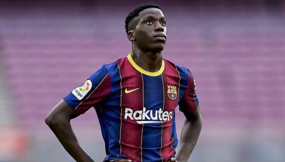El Barcelona ha pedido 20 millones de euros por Ilaix Moriba. (Foto: EFE).