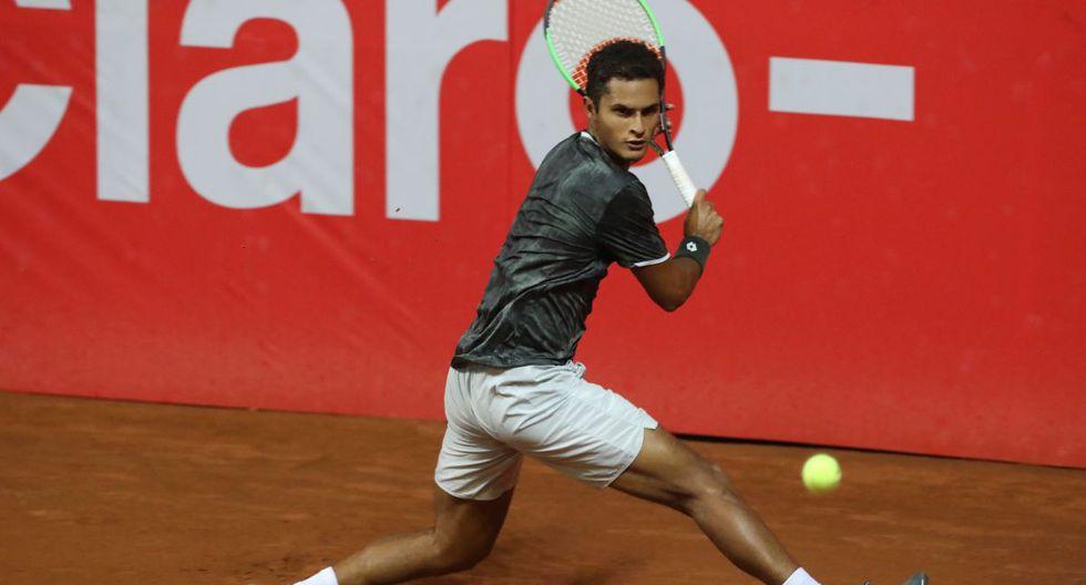 'JuanPi' es el actual número 145 del ranking ATP. (Foto: GEC)