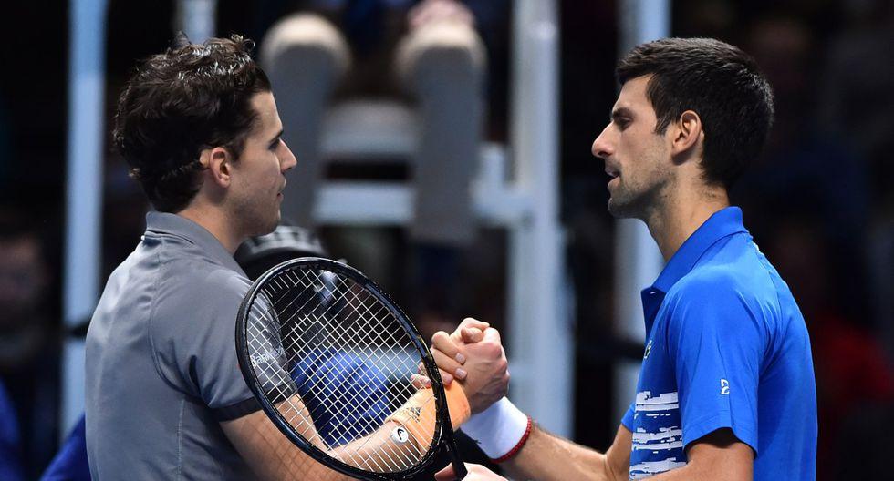 Novak Djokovic lleva 17 títulos de Grand Slam con el Australian Open conseguido en 2020. (Foto: AFP)