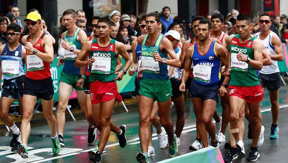 La marcha atlética de 50 kilómetros, cierran las competencias atléticas en Lima 2019. (Foto: Fidel Carrillo / Lima 2019)