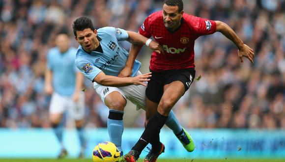 Rio Ferdinand también se refirió a la salida de Sergio Agüero del Manchester City. (Foto: Getty)