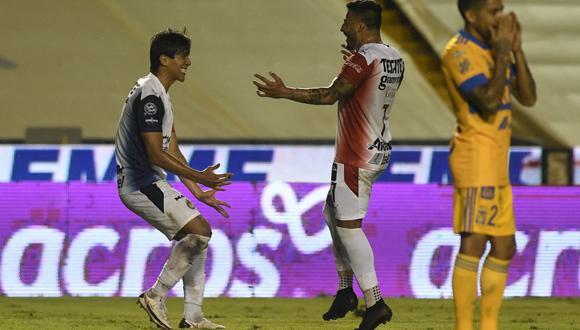 Jose Macias anotó la segunda anotación del 'Rebaño Sagrado'. (Foto: Chivas)