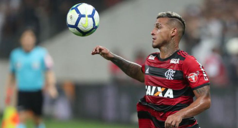 Miguel Trauco fue titular en los dos últimos partidos de Flamengo. (Foto: Flamengo)