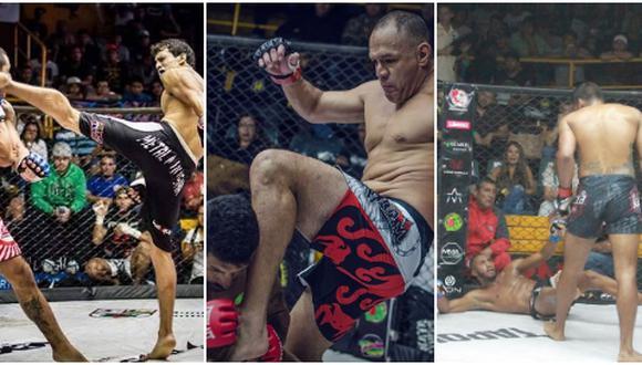 Fusion Fighting Championship, promotora peruana de MMA, cumplió 10 años. (FFC)
