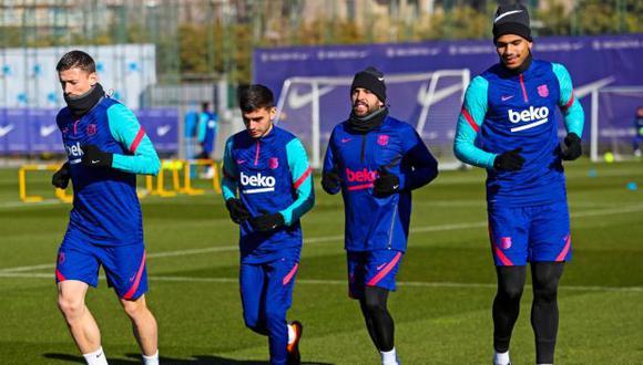 Barcelona chocará este miércoles con Athletic Club, en partido pendiente de LaLiga. (Foto: FC Barcelona)