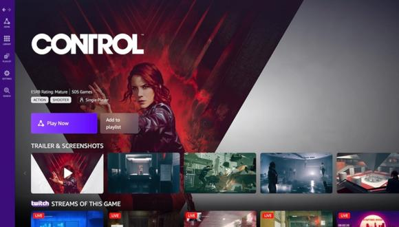 El streaming de videojuegos permite a los usuarios poder disfrutar de una variedad de títulos sin la necesidad de descargas o consolas, todo se realiza vía Internet. (Foto: Amazon)