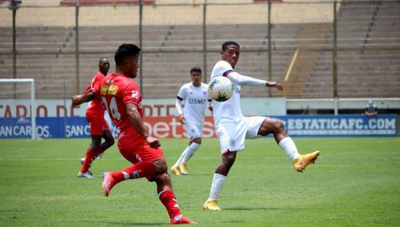 Cienciano le ganó 2-1 a San Martín (Foto: Liga 1)