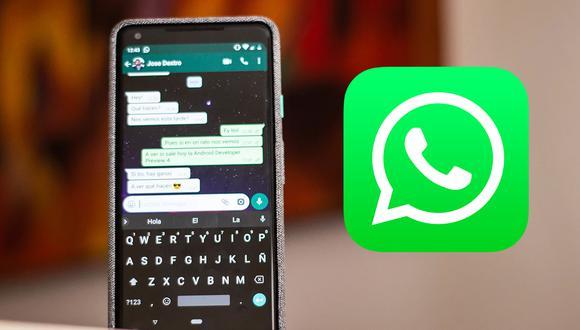 ¿Quieres saber cómo responder automáticamente en WhatsApp? Usa este sencillo truco. (Foto: WhatsApp)