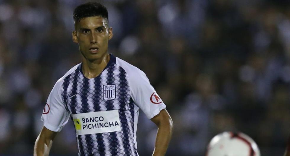 José Manzaneda marcó un gol en Alianza Lima en la Copa Libertadores. (Foto: GEC)
