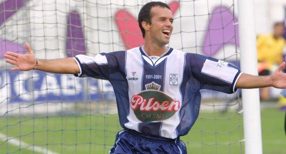 Palinha fue uno de los 'jales' de Alianza Lima más sonados en el 2001. Foto: Internet