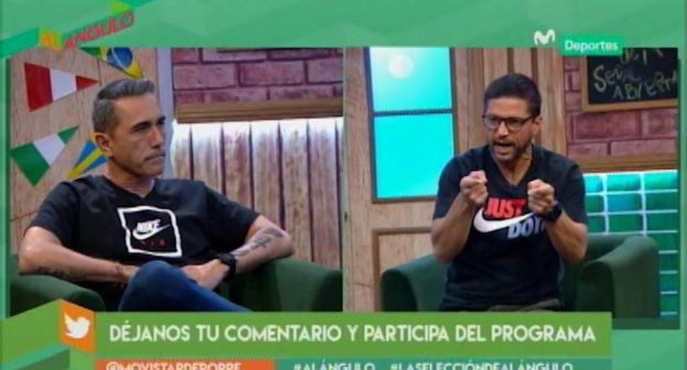 Aquí la crítica de Pedro Eloy en contra de Christian Cueva. (Video: Movistar Deportes)