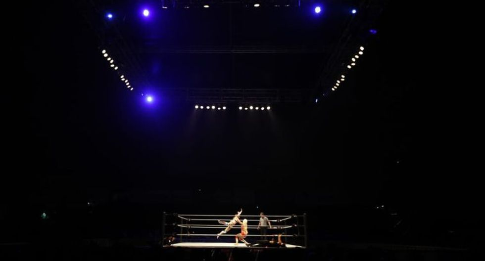 WWE en Lima 2019: todos los combates del evento en el Jockey Club del (Fotos: César Campos)
